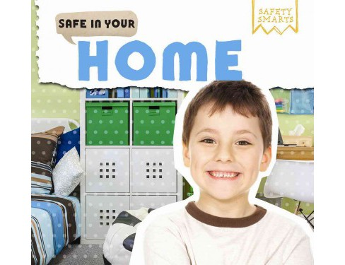 Safe in Your Home (Vol 0) (Library) (Victor Blaine) - image 1 of 1