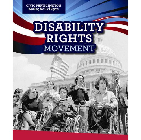 Disability Rights Movement (Vol 0) (Library) (Amy Hayes) - image 1 of 1