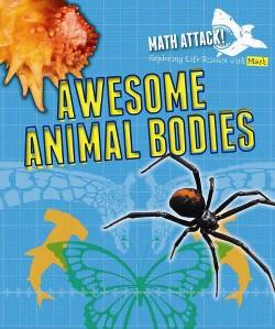 Awesome Animal Bodies (Vol 0) (Library) (Robyn Hardyman)