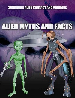 Alien Myths and Facts (Vol 0) (Paperback) (Sean Page)