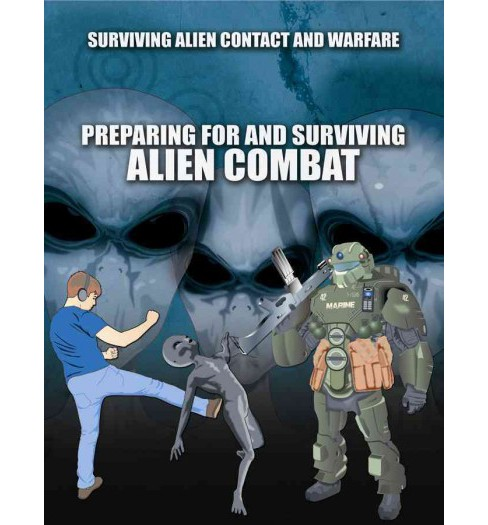 Preparing for and Surviving Alien Combat (Vol 0) (Library) (Sean Page) - image 1 of 1