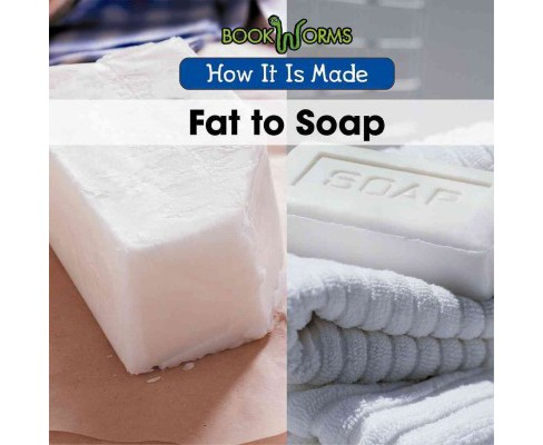 Fat to Soap (Vol 2) (Library) (B. J. Best) - image 1 of 1