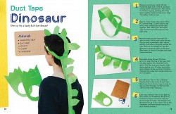 Duct Tape Costumes (Library) (Carolyn Bernhardt)