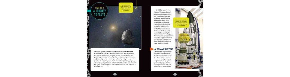Pluto : A Space Discovery Guide (Library) (James Roland)