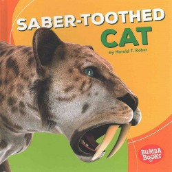 Saber-Toothed Cat (Library) (Harold T. Rober)