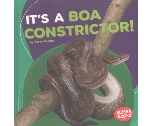 It's a Boa Constrictor! (Library) (Tessa Kenan) - image 1 of 1
