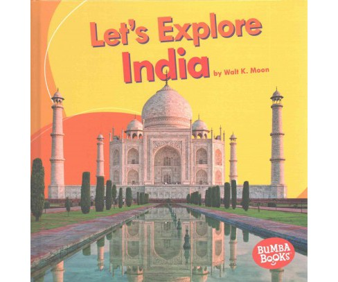 Let's Explore India (Library) (Walt K. Moon) - image 1 of 1