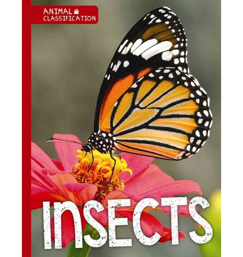 Insects (Vol 4) (Library) (Joyce Jeffries) - image 1 of 1