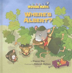 Where's Albert? : Counting & Skip Counting (Library) (Eleanor May)