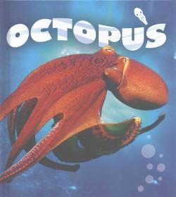 Octopus (Library) (Camilla de la Bedoyere)