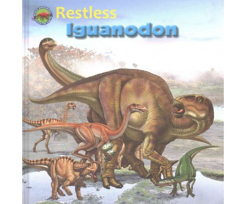 Restless Iguanodon (Library) (Scott Forbes) - image 1 of 1