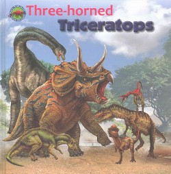 Three-horned Triceratops (Library)