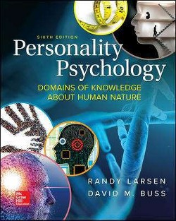 Personality Psychology : Domains of Knowledge About Human Nature (Hardcover) (Randy J. Larsen & David M.
