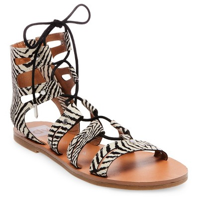 a682a51a6aa Women s dv Gracelyn Lace Up Gladiator Sandals - 5.5   Target