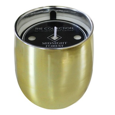 Jar Candle Midnight Forest Gold 9.5oz - THE COLLECTION by Chesapeake Bay Candle®