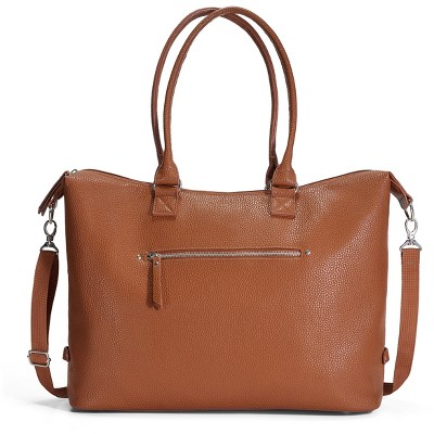 Diaper Dude Sabrina Soto Shoulder Bag - Cognac