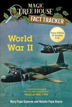 World War II (Library) (Mary Pope Osborne)