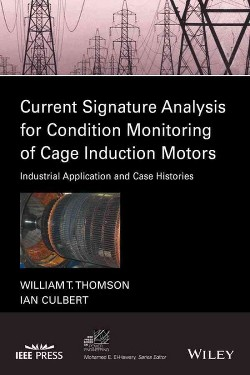 Current Signature Analysis for Condition Monitoring of Cage Induction Motors : Industrial Application