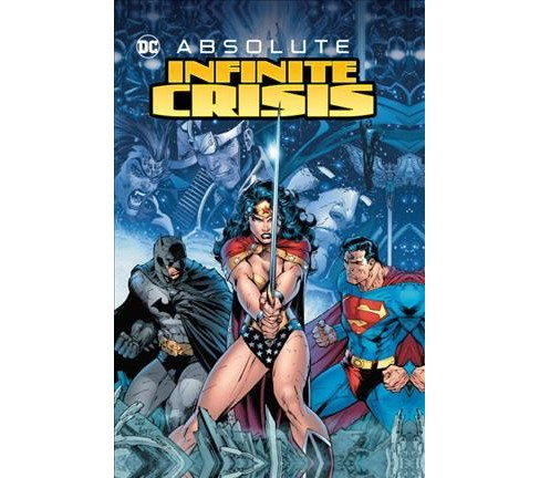 Absolute Infinite Crisis (Hardcover) (Geoff Johns) - image 1 of 1
