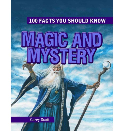 Magic and Mystery (Library) (Carey Scott) - image 1 of 1