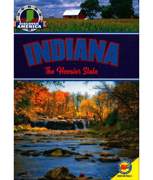 Indiana : The Hoosier State (Library) (Rennay Craats) - image 1 of 1