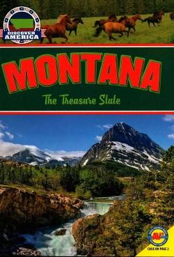 Montana : The Treasure State (Library) (Krista McLuskey)