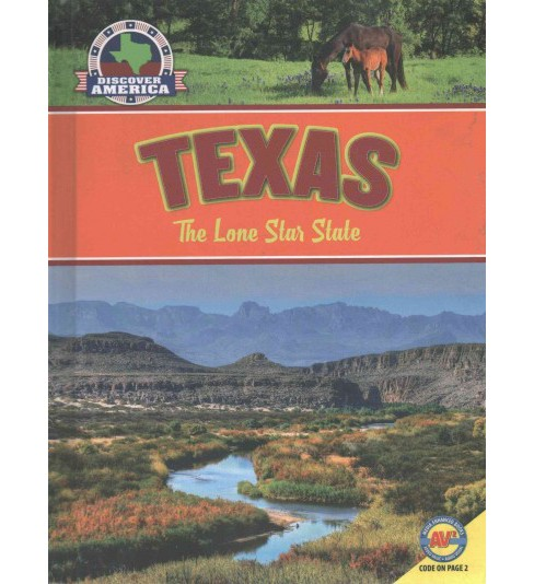 Texas : The Lone Star State (Library) (Janice Parker) - image 1 of 1