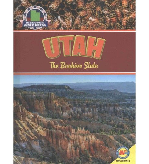 Utah : The Beehive State (Library) (Janice Parker) - image 1 of 1