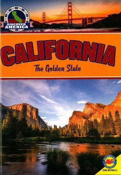 California : The Golden State (Library) (Janice Parker)