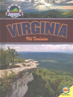 Virginia : The Old Dominion (Library) (Janice Parker)
