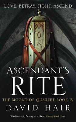 Ascendant's Rite (Unabridged) (CD/Spoken Word) (David Hair)