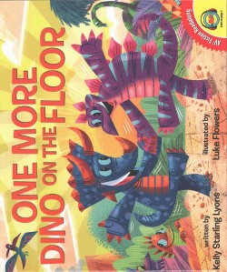 One More Dino on the Floor (Library) (Kelly Starling Lyons)