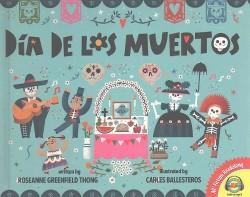 Dia De Los Muertos (Library) (Roseanne Greenfield Thong)