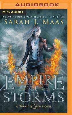 Empire of Storms (MP3-CD) (Sarah J. Maas)