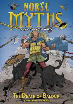 Norse Myths : The Death of Baldur (Library) (Louise Simonson)