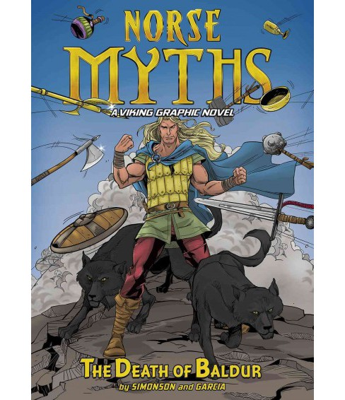 Norse Myths : The Death of Baldur (Library) (Louise Simonson) - image 1 of 1