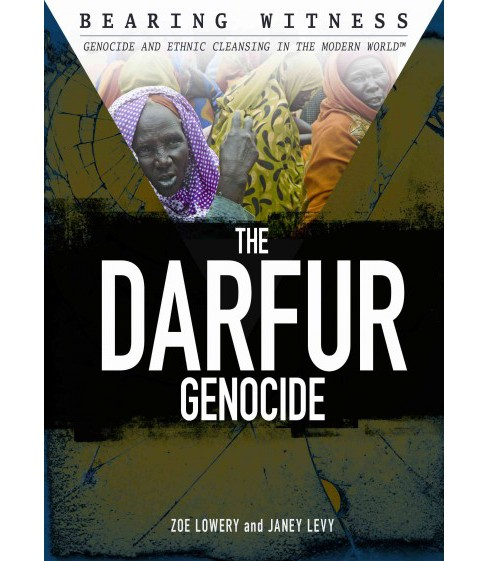 Darfur Genocide (Vol 0) (Library) (Zoe Lowery) - image 1 of 1