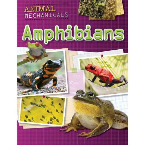 Amphibians (Vol 0) (Library) (Tom Jackson)