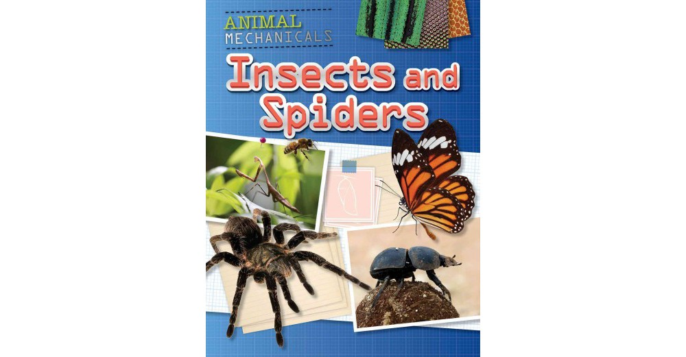 Insects and Spiders (Vol 4) (Paperback) (Tom Jackson)