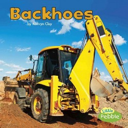 Backhoes (Library) (Kathryn Clay)