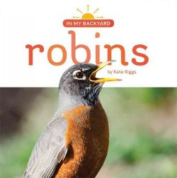 Robins (Library) (Kate Riggs)