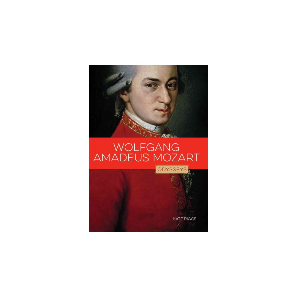 Wolfgang Amadeus Mozart (Library) (Kate Riggs)