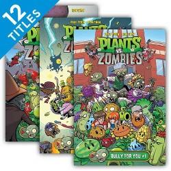 Plants Vs. Zombies (Library) (Paul Tobin)