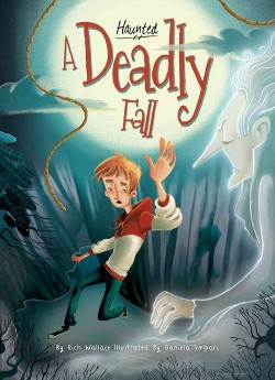 Deadly Fall (Library) (Rich Wallace)