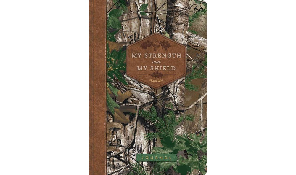 My Strength and My Shield : Realtree Compact Journal (Pap...