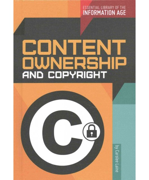 Content Ownership and Copyright (Library) (Carolee Laine) - image 1 of 1