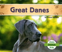 Great Danes (Library) (Grace Hansen)