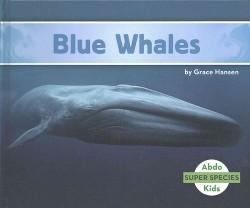 Blue Whales (Library) (Grace Hansen)