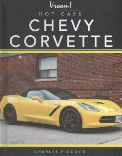 Chevy Corvette (Library) (Charles Piddock)