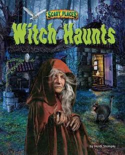 Witch Haunts (Library) (Heidi E. Y. Stemple)